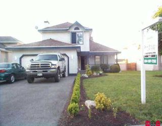 "Photo 1: 15465 111A AV in Surrey: Fraser Heights House for sale in ""FRASER HEIGHTS"" (North Surrey)  : MLS®# F2511479"