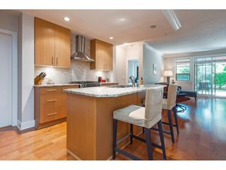 """Photo 3: 101 16499 64 Avenue in Surrey: Cloverdale BC Condo for sale in """"ST. ANDREWS"""" (Cloverdale)  : MLS®# R2390639"""