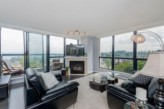 "Photo 4: 1107 10899 UNIVERSITY Drive in Surrey: Whalley Condo for sale in ""Observatory"" (North Surrey)  : MLS®# R2401934"