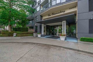 "Photo 3: 1107 10899 UNIVERSITY Drive in Surrey: Whalley Condo for sale in ""Observatory"" (North Surrey)  : MLS®# R2401934"