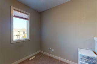 Photo 18: 17249 8A Avenue in Edmonton: Zone 56 House Half Duplex for sale : MLS®# E4181662