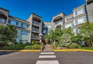 "Photo 1: 206 5700 200 Street in Langley: Langley City Condo for sale in ""Langley Village"" : MLS®# R2453292"