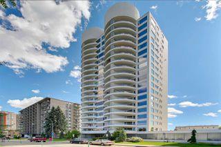 Photo 1: 1301 10721 SASKATCHEWAN Drive in Edmonton: Zone 15 Condo for sale : MLS®# E4204579