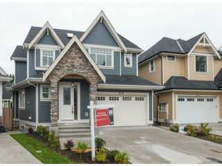 Photo 2: 337 171A Street in Surrey: Pacific Douglas Home for sale ()  : MLS®# F1426277