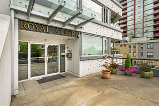 """Photo 4: 501 31 ELLIOT Street in New Westminster: Downtown NW Condo for sale in """"ROYAL ALBERT TOWERS"""" : MLS®# R2517434"""