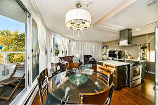 """Photo 11: 501 31 ELLIOT Street in New Westminster: Downtown NW Condo for sale in """"ROYAL ALBERT TOWERS"""" : MLS®# R2517434"""