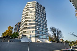 """Photo 1: 501 31 ELLIOT Street in New Westminster: Downtown NW Condo for sale in """"ROYAL ALBERT TOWERS"""" : MLS®# R2517434"""