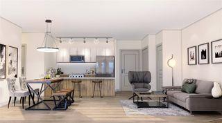 "Photo 2: 310 6968 ROYAL OAK Avenue in Burnaby: Metrotown Condo for sale in ""SAAVIN"" (Burnaby South)  : MLS®# R2525620"