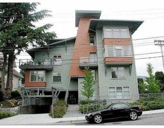 "Photo 1: 202 118 W 22ND ST in North Vancouver: Central Lonsdale Condo for sale in ""SENTRY"" : MLS®# V574987"