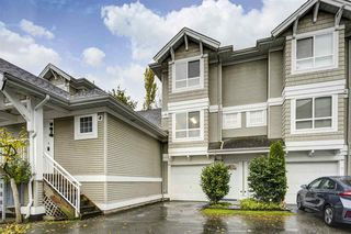 "Main Photo: 20 20890 57 Avenue in Langley: Langley City Townhouse for sale in ""Aspen Gables"" : MLS®# R2414942"