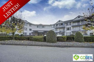 """Photo 1: 303 2425 CHURCH Street in Abbotsford: Abbotsford West Condo for sale in """"Parkview Place"""" : MLS®# R2418126"""