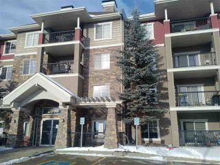 Main Photo: 228 2098 BLACKMUD CREEK Drive in Edmonton: Zone 55 Condo for sale : MLS®# E4185380