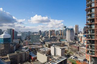 """Photo 2: 2707 108 W CORDOVA Street in Vancouver: Downtown VW Condo for sale in """"WOODWARDS W32"""" (Vancouver West)  : MLS®# R2457769"""