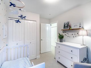 """Photo 15: 1 3140 W 4TH Avenue in Vancouver: Kitsilano Townhouse for sale in """"AVANTI"""" (Vancouver West)  : MLS®# R2468678"""