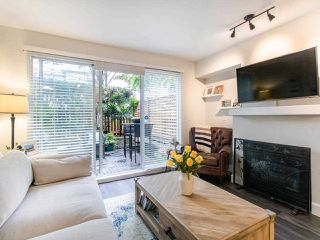 """Photo 3: 1 3140 W 4TH Avenue in Vancouver: Kitsilano Townhouse for sale in """"AVANTI"""" (Vancouver West)  : MLS®# R2468678"""