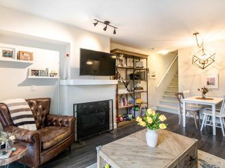 """Photo 2: 1 3140 W 4TH Avenue in Vancouver: Kitsilano Townhouse for sale in """"AVANTI"""" (Vancouver West)  : MLS®# R2468678"""