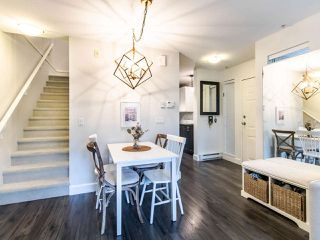 """Photo 8: 1 3140 W 4TH Avenue in Vancouver: Kitsilano Townhouse for sale in """"AVANTI"""" (Vancouver West)  : MLS®# R2468678"""