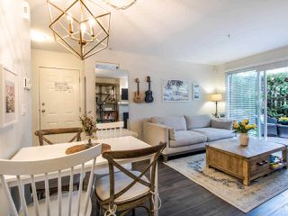 """Photo 6: 1 3140 W 4TH Avenue in Vancouver: Kitsilano Townhouse for sale in """"AVANTI"""" (Vancouver West)  : MLS®# R2468678"""