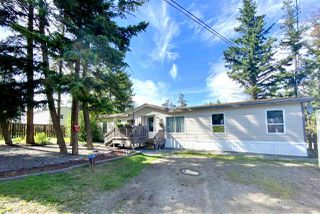 Photo 1: 544 HODGSON Road in Williams Lake: Esler/Dog Creek Manufactured Home for sale (Williams Lake (Zone 27))  : MLS®# R2479167