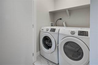 Photo 22: 11303 79 Avenue in Edmonton: Zone 15 House Half Duplex for sale : MLS®# E4207905