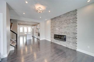 Photo 2: 11303 79 Avenue in Edmonton: Zone 15 House Half Duplex for sale : MLS®# E4207905