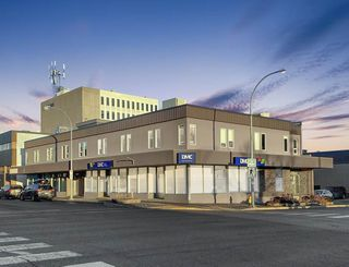 Photo 1: 204 688 BRUNSWICK Street in Prince George: Downtown PG Office for lease (PG City Central (Zone 72))  : MLS®# C8035602