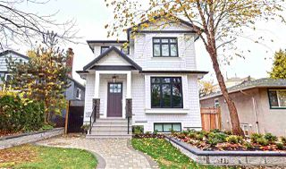 Main Photo: 4995 CHESTER Street in Vancouver: Fraser VE House for sale (Vancouver East)  : MLS®# R2522810