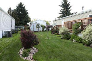 Photo 28: 61 Ridgeway Drive in Edmonton: Zone 42 Mobile for sale : MLS®# E4165191