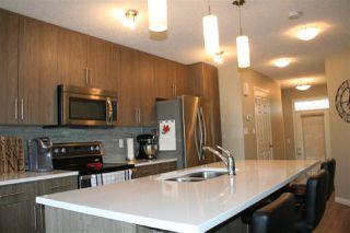Photo 2: 2424 CASSIDY Way in Edmonton: Zone 55 House Half Duplex for sale : MLS®# E4166850
