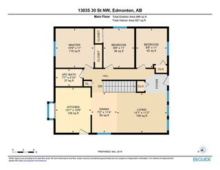 Photo 18: 13035 30 Street in Edmonton: Zone 35 House for sale : MLS®# E4170712