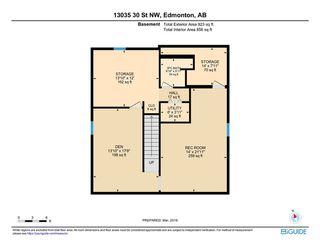 Photo 19: 13035 30 Street in Edmonton: Zone 35 House for sale : MLS®# E4170712