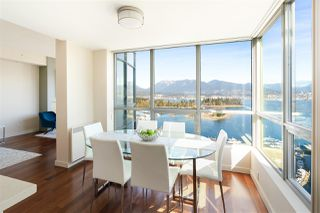 "Photo 8: 2502 588 BROUGHTON Street in Vancouver: Coal Harbour Condo for sale in ""Harbourside"" (Vancouver West)  : MLS®# R2434296"