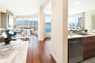 "Photo 3: 2502 588 BROUGHTON Street in Vancouver: Coal Harbour Condo for sale in ""Harbourside"" (Vancouver West)  : MLS®# R2434296"