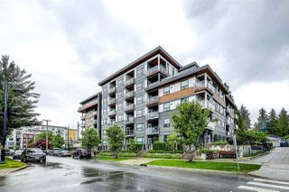 Photo 1: 204 717 BRESLAY Street in Coquitlam: Coquitlam West Condo for sale : MLS®# R2469034