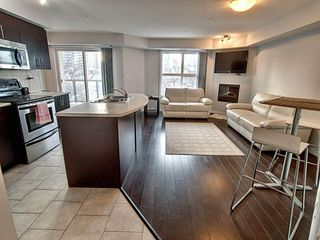 Photo 3: 316 10118 106 Avenue in Edmonton: Zone 08 Condo for sale : MLS®# E4203918