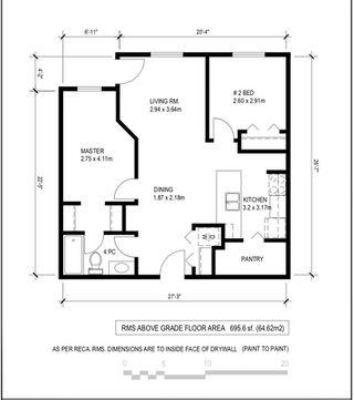 Photo 2: 105 12045 22 Avenue in Edmonton: Zone 55 Condo for sale : MLS®# E4209442