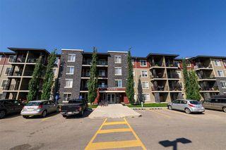 Photo 1: 105 12045 22 Avenue in Edmonton: Zone 55 Condo for sale : MLS®# E4209442