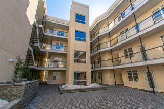 Photo 28: 113 9828 112 Street in Edmonton: Zone 12 Condo for sale : MLS®# E4212104