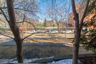 Photo 25: 113 9828 112 Street in Edmonton: Zone 12 Condo for sale : MLS®# E4212104