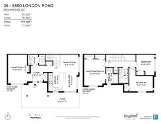 "Photo 21: 26 6300 LONDON Road in Richmond: Steveston South Townhouse for sale in ""Mckinney Crossing"" : MLS®# R2496867"