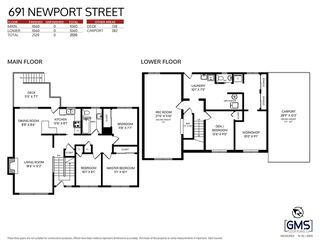 Photo 37: 691 NEWPORT Street in Coquitlam: Central Coquitlam House for sale : MLS®# R2514504