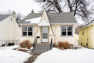Photo 1: 649 Greenwood Place in Winnipeg: West End Residential for sale (5C)  : MLS®# 202006694