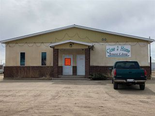 Photo 1: 4707 48 Avenue: Hardisty Retail for sale : MLS®# E4194705