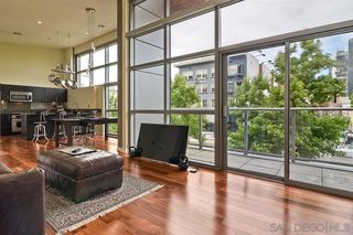 Photo 1: DOWNTOWN Condo for rent : 1 bedrooms : 800 The Mark Lane #202 in San Diego