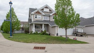 Photo 1: 314 SUMMERSIDE Cove in Edmonton: Zone 53 House for sale : MLS®# E4211321