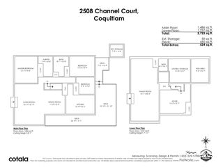 Photo 6: 2508 CHANNEL Court in Coquitlam: Ranch Park House for sale : MLS®# R2516696
