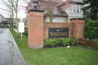 Photo 1: 102 3880 Westminster Hwy in Mayflower: Home for sale : MLS®# v814559