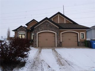 Main Photo: 79 Issard Close in Red Deer: RR Ironstone Residential for sale : MLS®# CA0185775