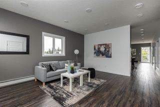 Photo 2: 301 10736 116 Street in Edmonton: Zone 08 Condo for sale : MLS®# E4195282