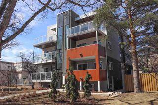 Photo 1: 301 10736 116 Street in Edmonton: Zone 08 Condo for sale : MLS®# E4195282